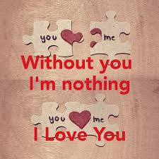 Without You I'm Nothing