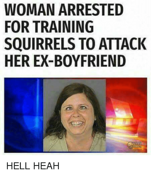 Woman Arrested For Training