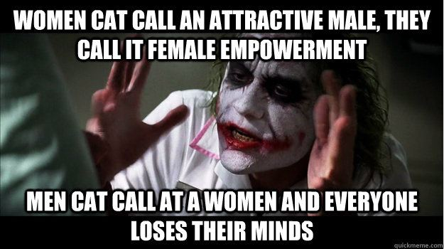 Women Cat Call