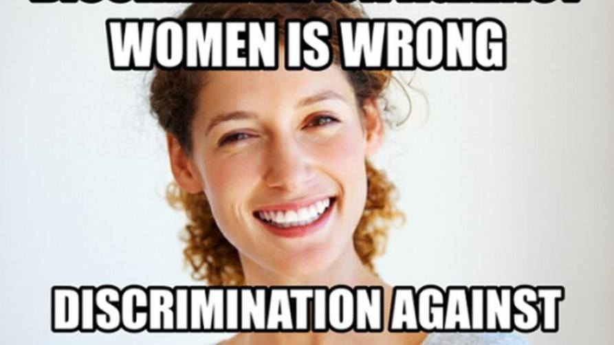 Women Is Wrong