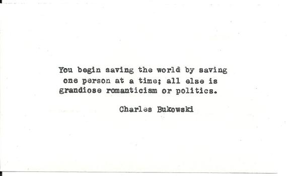 You Begin Saving