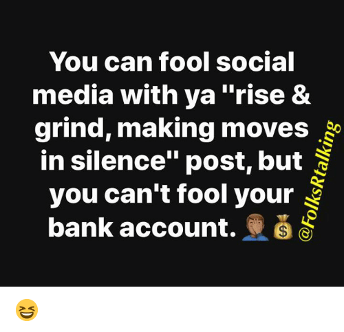 You Can Fool Social Media