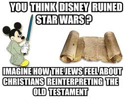 You Think Disney Ruined