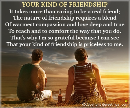 Your Kind Of Friendship