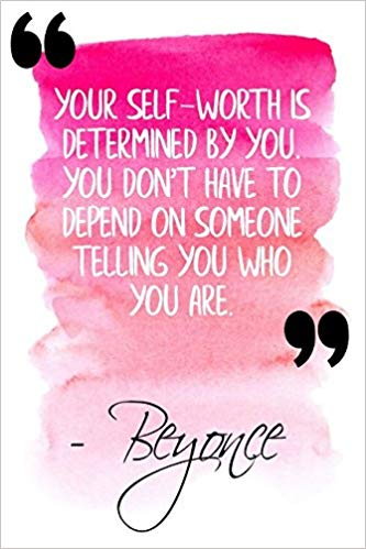 Your Self Worth