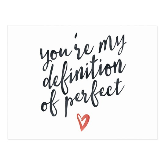 You're My Definition