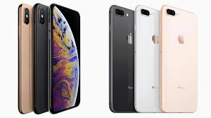 iPhone 8 Compare Other Brands
