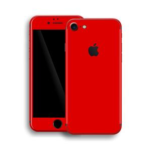 iPhone 8 Red Matt Skin