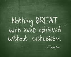 Nothing Great Was Ever Achieved