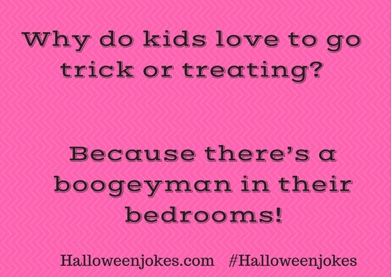 why do kids love to go trick or treating
